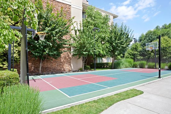 Vancouver, WA: Sport Court (Basketball, Tennis, Volleyball, Badmitton)