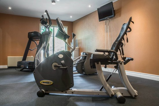 Comfort Inn: Fitness Center