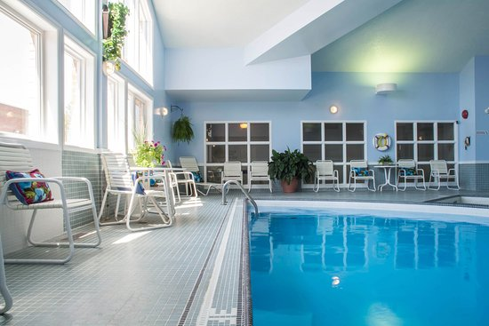 Comfort Inn: Indoor Pool