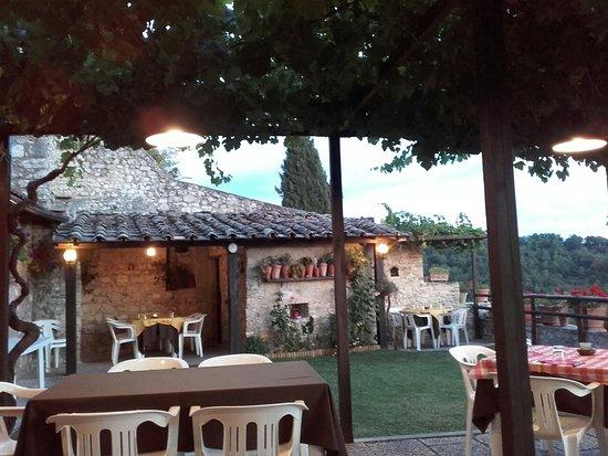 Labro, Italien: Pizzeria Le Tre Porte