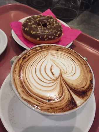 Soncino, Italien: Marella coffee&bar