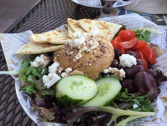 Glen Arbor, MI: Greek Salad