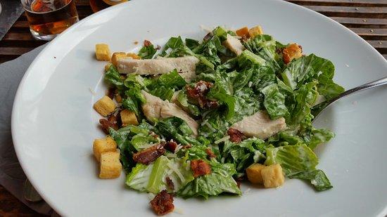 Verandan Restaurang & Bar: Insalata con pollo