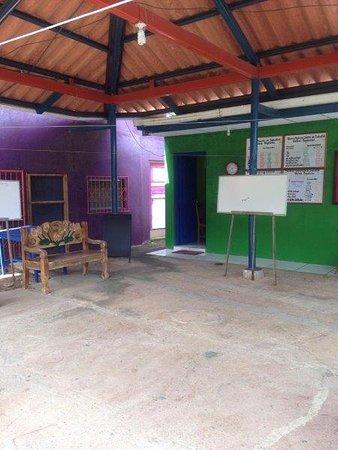 Spanish Ya : The classroom