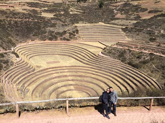 Maras, Perú: Moray Agricultural Terraces