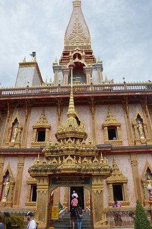 Wat Chalong Haupttempel