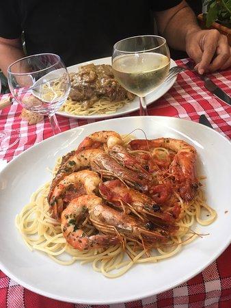 Restaurant Da Giacomo Rue Chateau Landon