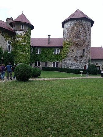 Thorens-Glieres, Frankrijk: Chateau de thorens les glieres
