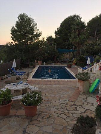 Olivella, Spanje: Casa Mallarenga