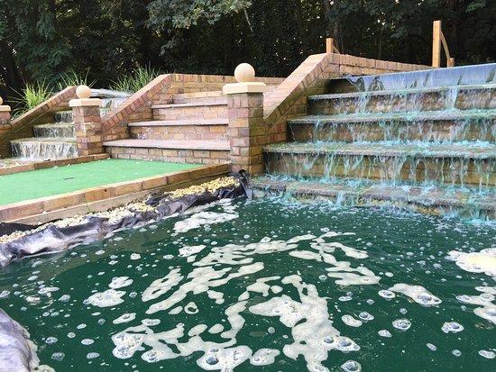 Quex adventure golf birchington verenigd koninkrijk for Quax parc