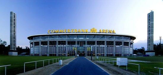 Morfelden-Walldorf, Germany: Commerzbank Arena (football stadium)