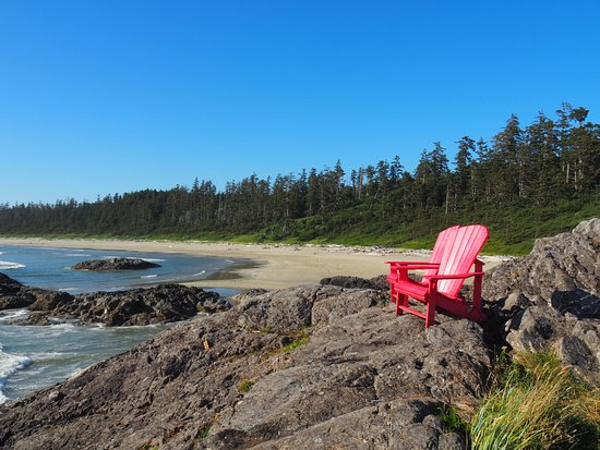 how to get to pacific rim national park