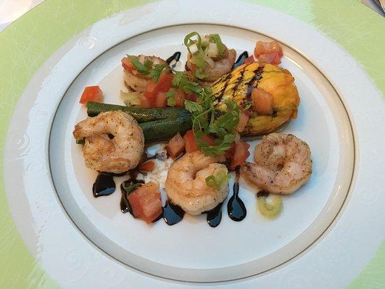 Piatto2 picture of auberge du beaucet le beaucet for Restaurant le beaucet