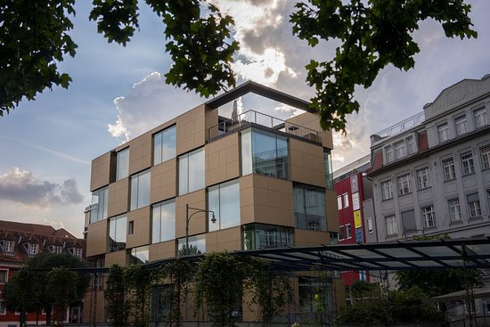 Graz, Austria: Moderne Architektur