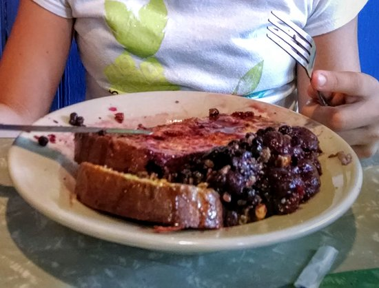 Silly's: A signature dish - Silly Toast