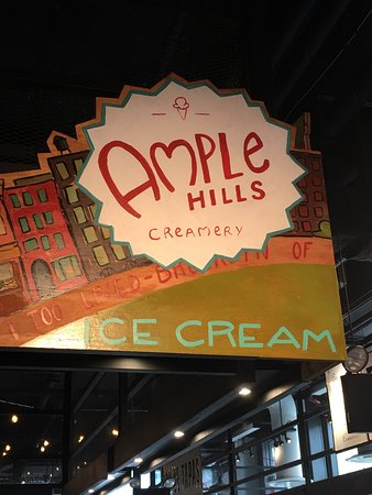 Photo of Restaurant Ample Hills Creamery at 600 11th Ave, New York City, NY 10036, United States
