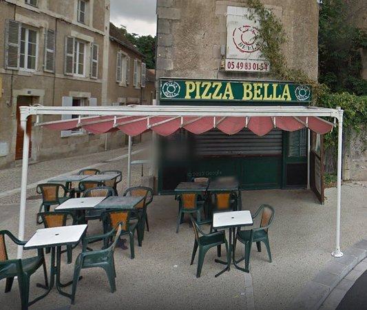 Montmorillon, Francja: Pizza Bella