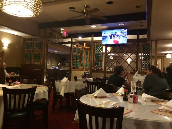 Westland, MI: Dining room