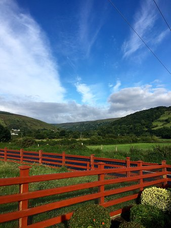 Cushendun, UK: Lovely B&B