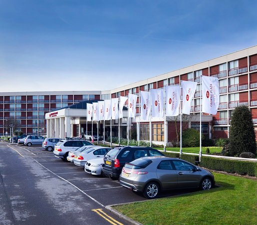 Crowne Plaza Hotel London-Heathrow