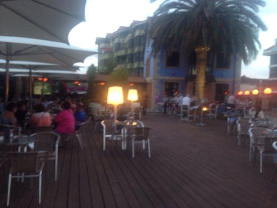 Noja, Spanyolország: terrace