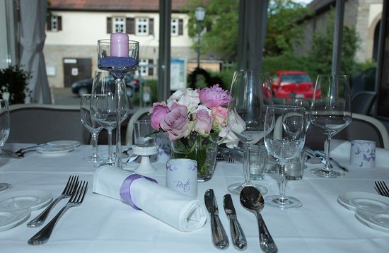 Bad Friedrichshall, Γερμανία: Schlosspark Cafe