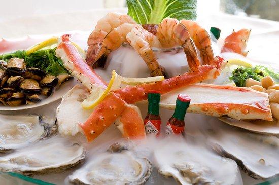 Burr Ridge, IL: Seafood Platter