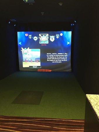 Bonnyville, Canada: Sports Simulator