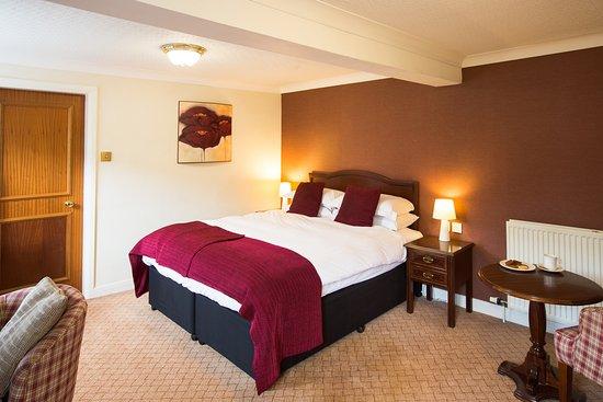 Bromley Cross, UK: Double Bedroom