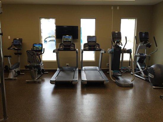 Bonnyville, Canadá: Gym