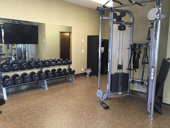Bonnyville, Canada: Gym