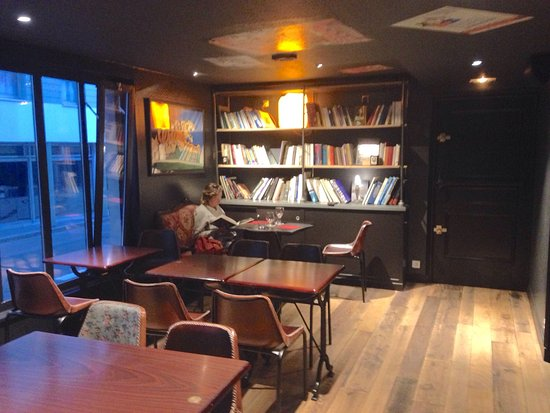 Cafe Scott Saint Nazaire