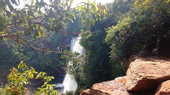 Novo Progresso, PA: Cachoeira do Curuá