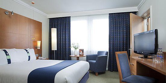 Holiday Inn Lancaster: Standard Double room