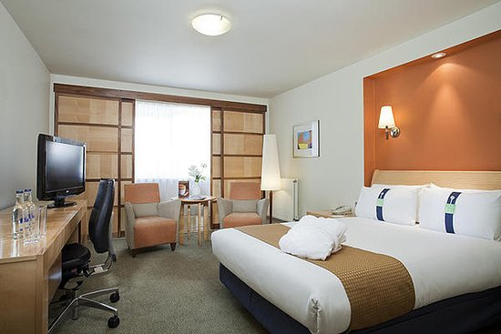 Holiday Inn Lancaster: Double executive room