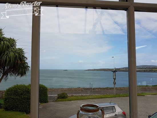 Amlwch, UK: View from the Conservatory