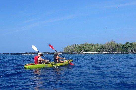 Honalo, Hawaje: kealakekua bay
