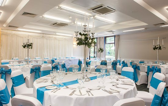 Newton Le Willows, UK: Banquet Room