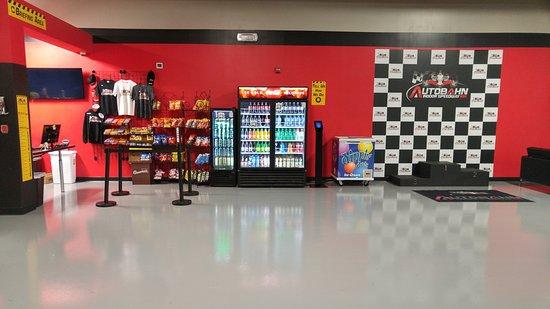 Autobahn Indoor Speedway Manassas
