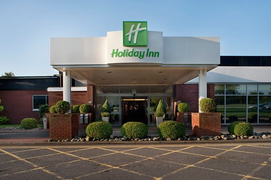 Holiday Inn - Coventry M6, Junction 2: The Hotel Exterior of the Holiday Inn Coventry M6 J2