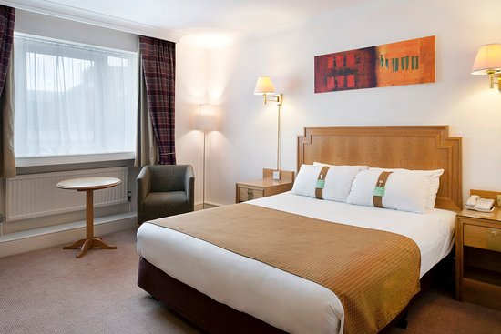 Holiday Inn Bolton Centre: Double Bed Guest Room at Holiday Inn Bolton
