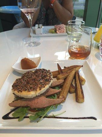 Gex, Francia: Le burger a la canette que je vous recommande