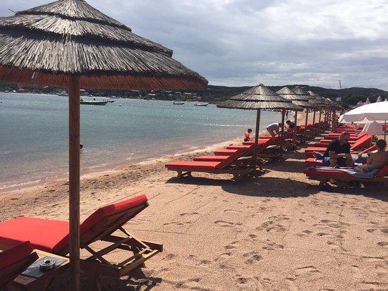 Picture of restaurant maora beach bonifacio tripadvisor - Restaurant corse du sud ...
