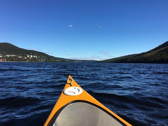 Are, السويد: Kanutour - super schön und sehr zu empfehlen! Bei gutem Wetter auf jeden Fall auch für Anfänger 
