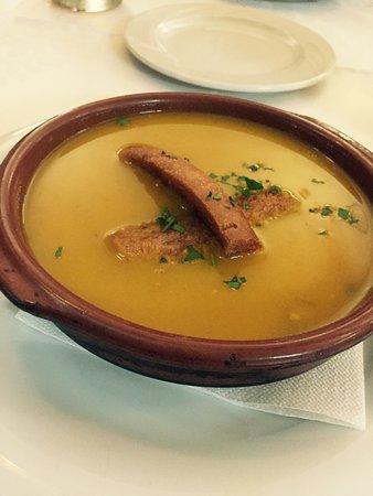 Pardos: Вкусно. Суп солоноват.