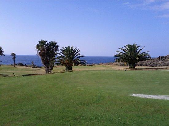 Buenavista del Norte, Espagne : Panoramica del campo