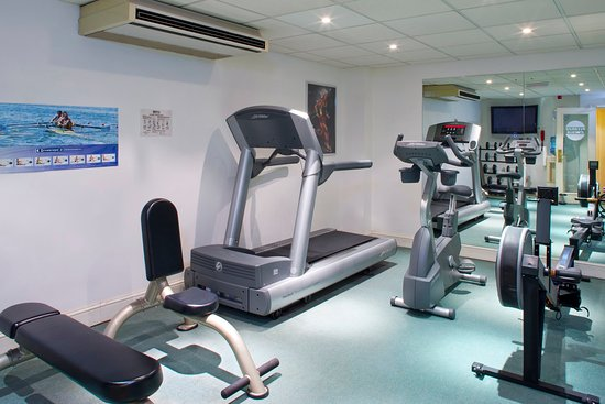 Newport Pagnell, UK: Fitness Center