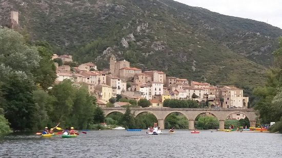 Roquebrun, Francia: Screenshot_2016-08-09-18-53-07_large.jpg