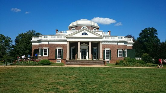 Το Monticello του Thomas Jefferson