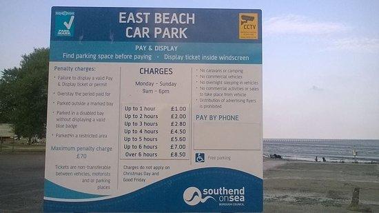 shoeburyness east beach